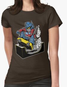 SKATER PRIME Womens Fitted T-Shirt