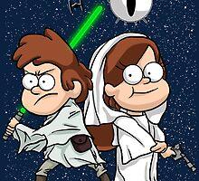 Wonder Twins Star Wars by EJTees