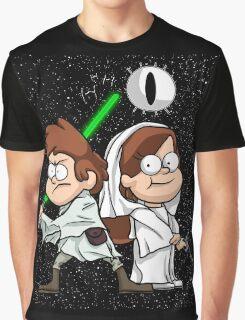 Wonder Twins Star Wars Graphic T-Shirt