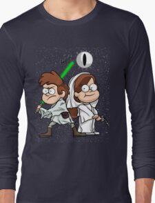 Wonder Twins Star Wars Long Sleeve T-Shirt