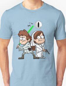 Wonder Twins Star Wars Unisex T-Shirt
