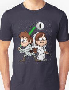 Wonder Twins Star Wars T-Shirt