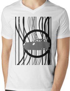 Mono Bond Mens V-Neck T-Shirt