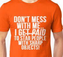 Funny Nurse Shirt Unisex T-Shirt
