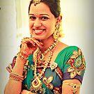 The Bride by Vandana Indramohan