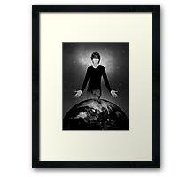 I am Justice (V2) Framed Print