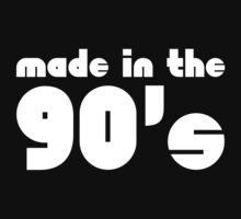 Made In The 90's by BrightDesign