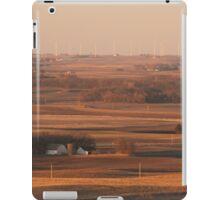 Rural Iowa iPad Case/Skin