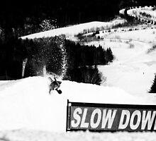 Slow Down by Neil Hartmann