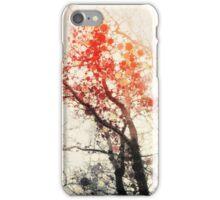 Winter Silhouette iPhone Case/Skin