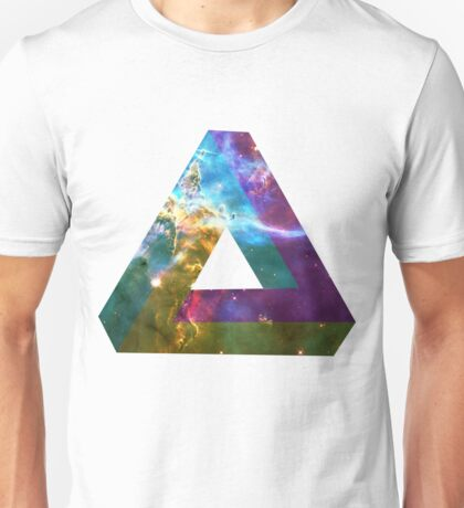 God's Impossible Triangle V3 | MXTHEMATIX Unisex T-Shirt