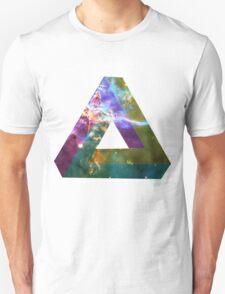 God's Impossible Triangle V1 | MXTHEMATIX T-Shirt