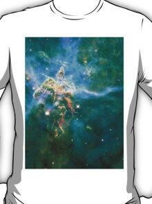 God's Domain Cyan   MXTHEMATIX T-Shirt