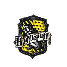 Harry Potter Hufflepuff  by LPdesigns
