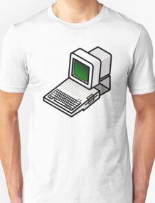 Apple //c CRT Monitor T-Shirt