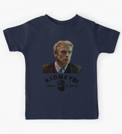 Capaldi's Kidneys Kids Tee