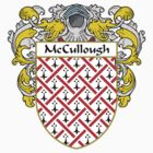 McCullough Coat of Arms/Family Crest by William Martin