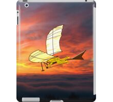 15th century Leonardo de Vinci Aircraft in Flight iPad/iPhone/iPod/Samsung cases iPad Case/Skin