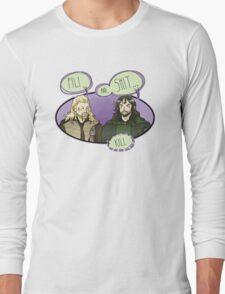 Fili and.... Long Sleeve T-Shirt