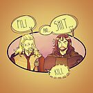 Fili and.... by KanaHyde