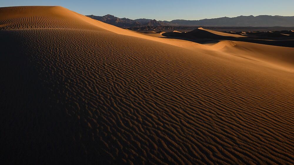 The Dark Side of the Dune by Dan Mihai
