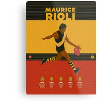 Maurice Rioli - Richmond Metal Print