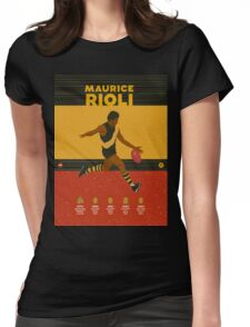 Maurice Rioli - Richmond Womens Fitted T-Shirt