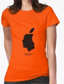 deGeneration Apple Womens Fitted T-Shirt