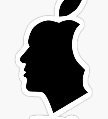 deGeneration Apple Sticker