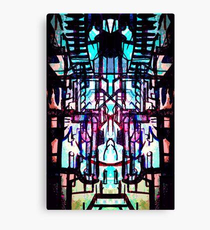 interior Color Canvas Print