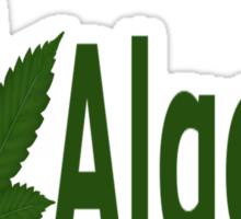 0184 I Love Algeria Sticker