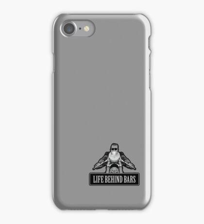 Life Behind Bars iPhone Case/Skin