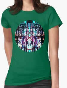 interior Color Womens Fitted T-Shirt