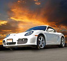 2012 Porsche Cayman R by DaveKoontz
