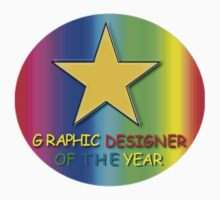 Graphic Designer Of The Year by Mird