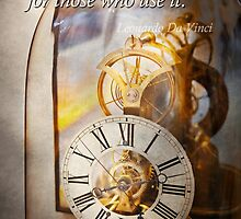 Inspirational - Time - A look back in time - Da Vinci by Mike  Savad