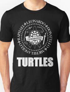 TMNT Ramones Logo T-Shirt