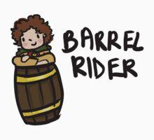 Barrel Rider by ItsJeff