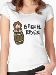 Barrel Rider Women's Fitted Scoop T-Shirt