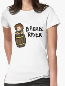 Barrel Rider Womens Fitted T-Shirt