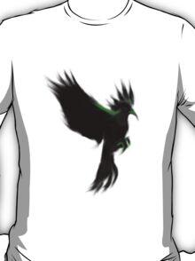 The Blackbird Flies On T-Shirt