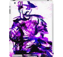 plum chair iPad Case/Skin
