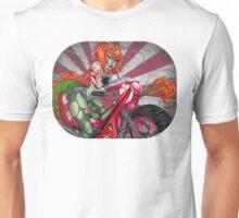 Bosozoku Dragon Girl Unisex T-Shirt