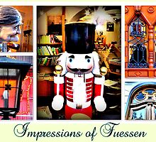 Impressions of Fuessen by ©The Creative  Minds