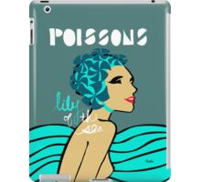 The Horoscope Series - Pisces iPad Case/Skin