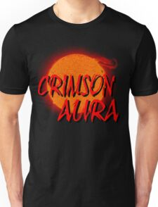 Crimson Aura 2 Unisex T-Shirt