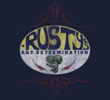 Rusty's Ratrod Exterminator by Snowballs