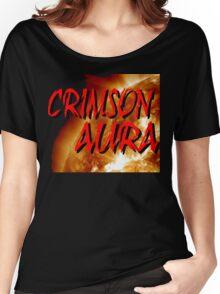crimson aura 3 Women's Relaxed Fit T-Shirt