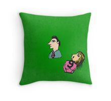 Persona 9 Throw Pillow