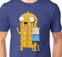 Police Box Jake and Finn Unisex T-Shirt